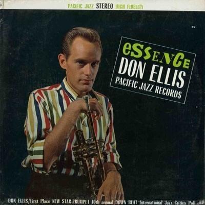 DON ELLIS - Essence cover