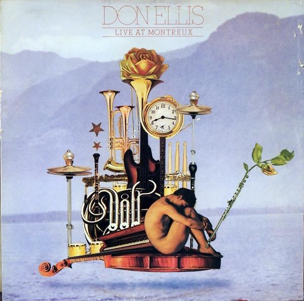 DON ELLIS - Live at Montreux cover