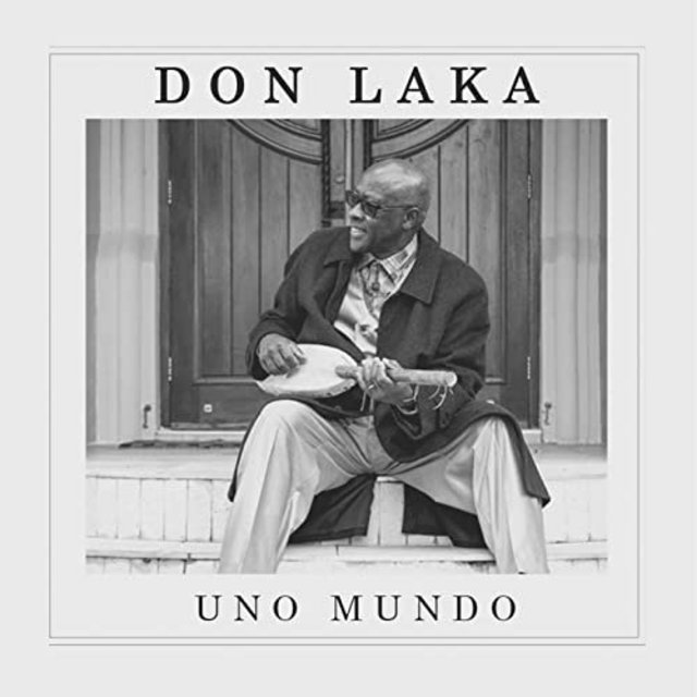 DON LAKA - Uno Mundo cover