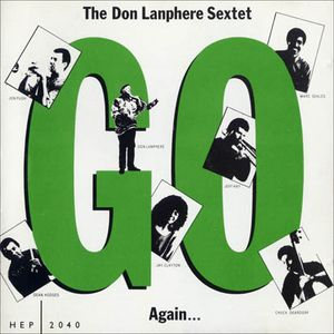 DON LANPHERE - Go ... Again cover