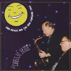 DON MENZA - Don Menza & The Corsaro Trio : Dream Suite cover