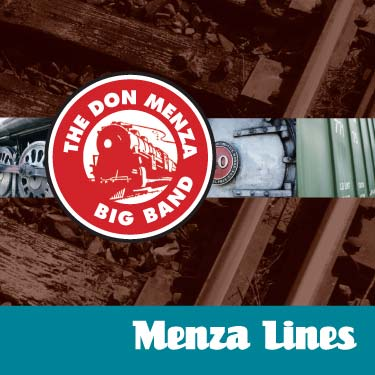 DON MENZA - Menza Lines cover