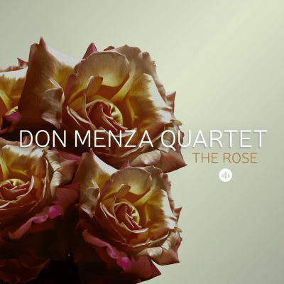 DON MENZA - The Rose cover
