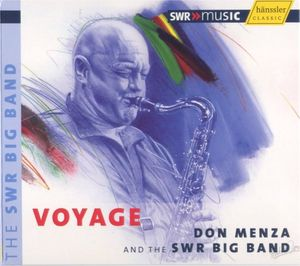 DON MENZA - Voyage cover