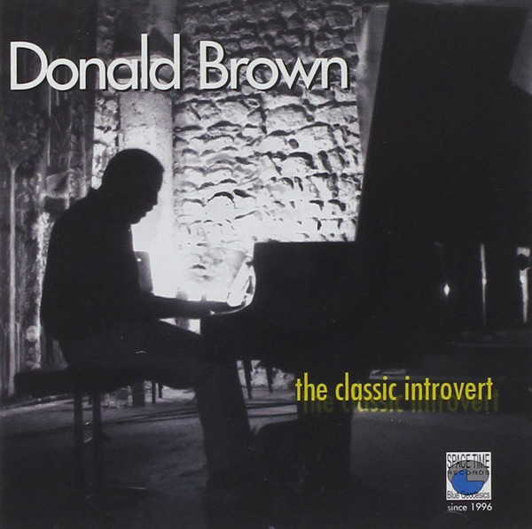 DONALD BROWN - The Classic Introvert cover