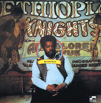 DONALD BYRD - Ethiopian Knights cover