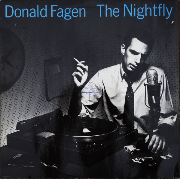 DONALD FAGEN - The Nightfly cover