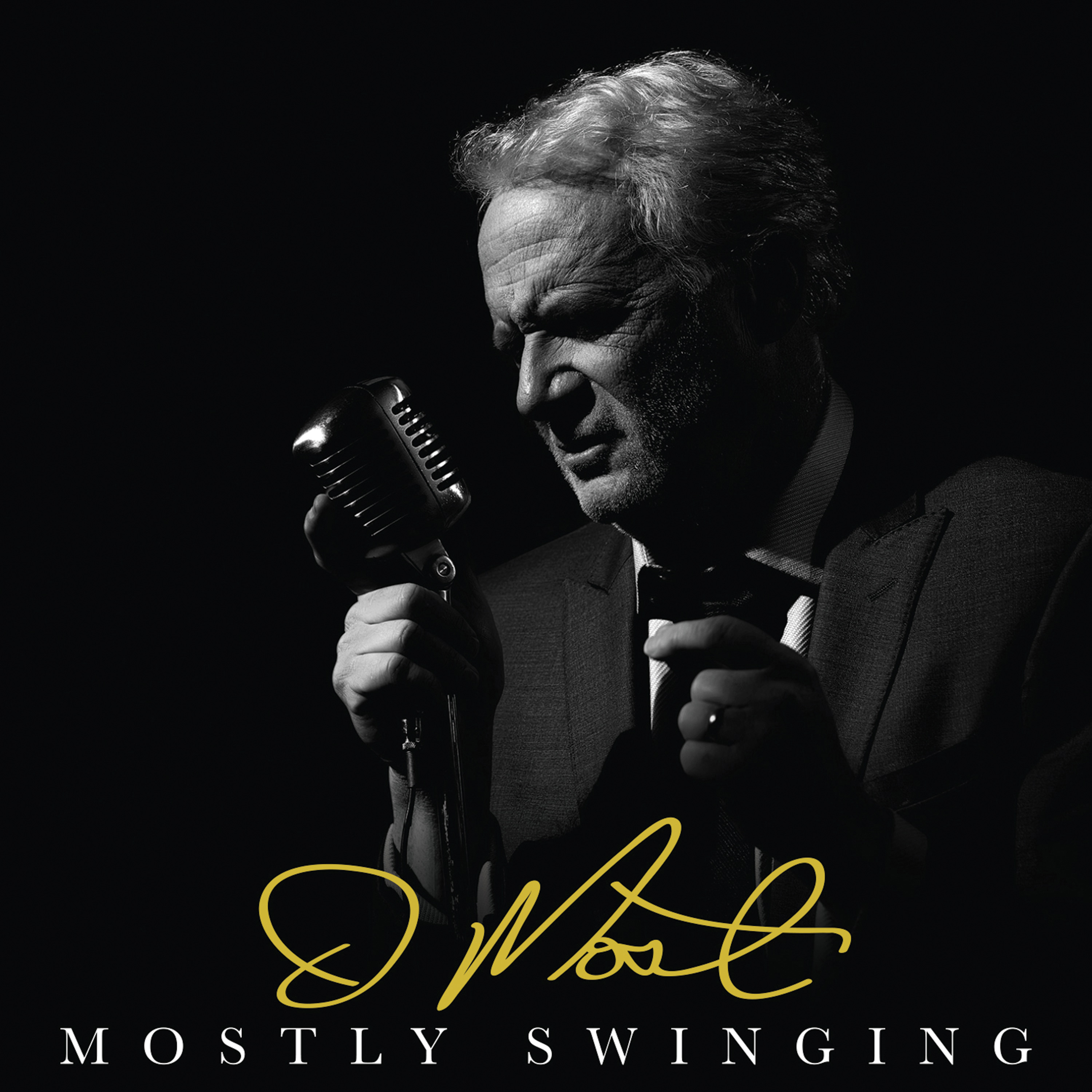 DONNY MOST - Mostly Swinging cover
