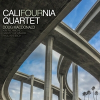 DOUG MACDONALD - Califournia Quartet cover