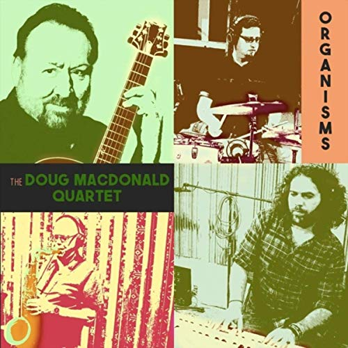 DOUG MACDONALD - Organisms cover