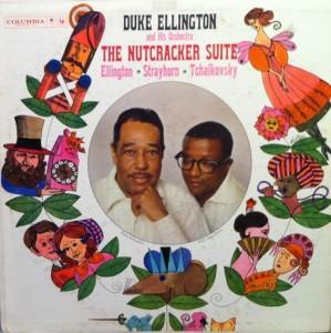 DUKE ELLINGTON - The Nutcracker Suite cover