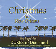 DUKES OF DIXIELAND (1975) - Christmas In New Orleans cover