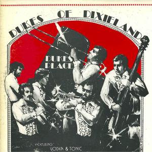 DUKES OF DIXIELAND (1975) - Dukes' Place cover