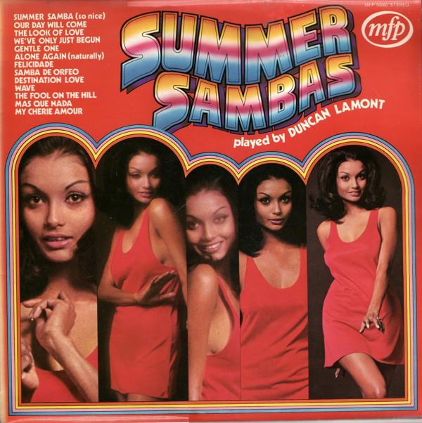 DUNCAN LAMONT - Summer Sambas cover