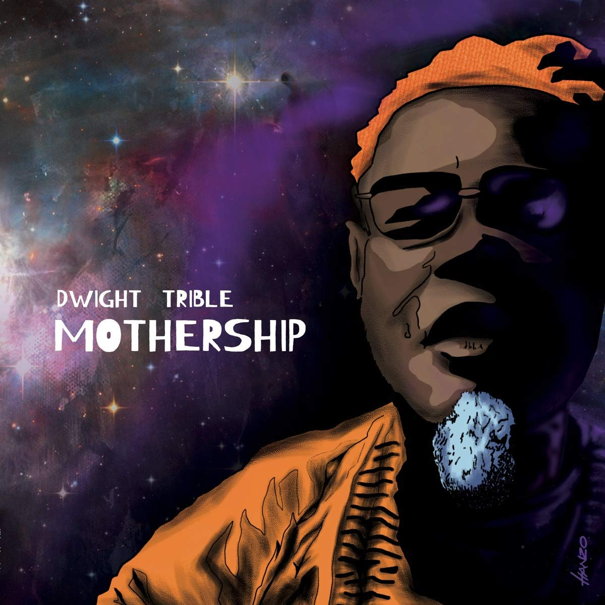 DWIGHT TRIBLE - Mothership cover