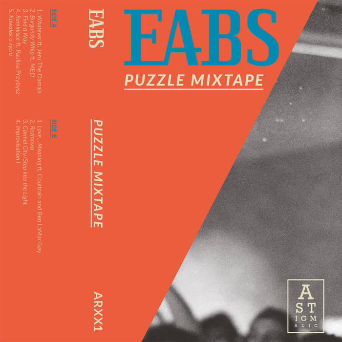 EABS (ELECTRO ACOUSTIC BEAT SESSIONS) - Puzzle Mixtape cover