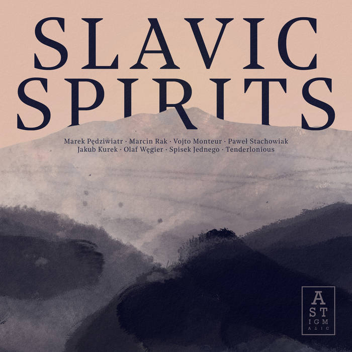 EABS (ELECTRO ACOUSTIC BEAT SESSIONS) - Slavic Spirits cover