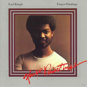 EARL KLUGH - Finger Paintings cover