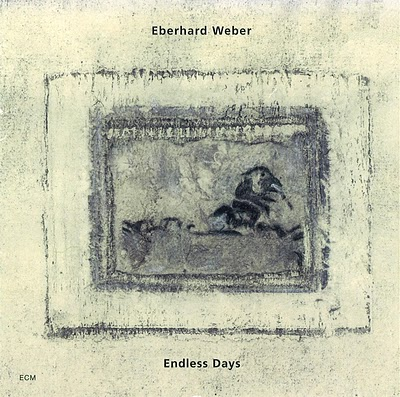 EBERHARD WEBER - Endless Days cover