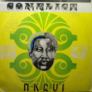 EBO TAYLOR - Ebo Taylor & Uhuru Yenzu : Conflict Nkru! cover