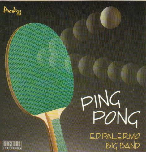 ED PALERMO - Ping Pong cover