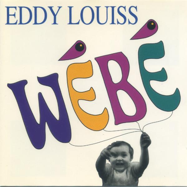 EDDY LOUISS - Wébé cover