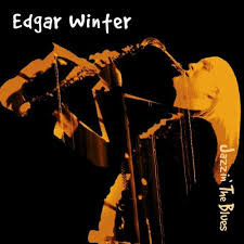 EDGAR WINTER - Jazzin' The Blues cover