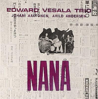 EDWARD VESALA - Nana cover