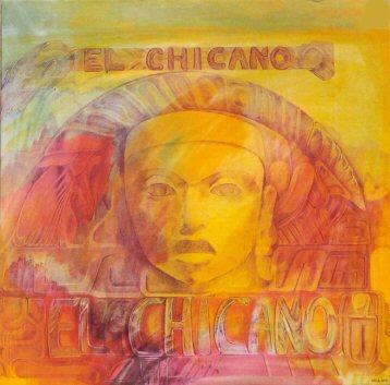 EL CHICANO - El Chicano cover