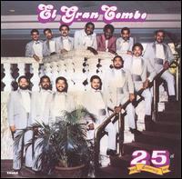 EL GRAN COMBO DE PUERTO RICO - 25th Anniversary 1962-1987, Volume 1 cover