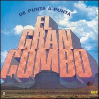 EL GRAN COMBO DE PUERTO RICO - De Punta a Punta cover