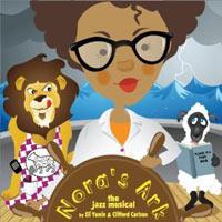 ELI YAMIN - Nora's Ark – The Jazz Musical cover
