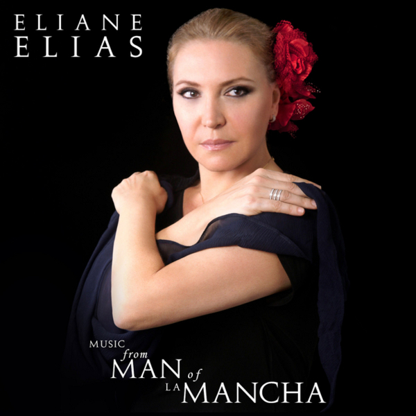ELIANE ELIAS - Music From Man Of La Mancha cover