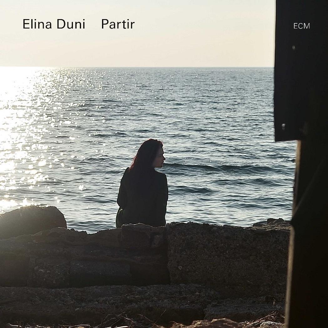 ELINA DUNI - Partir cover