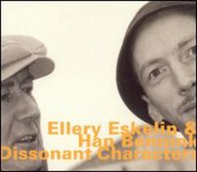 ELLERY ESKELIN - Dissonant Characters cover