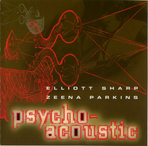 ELLIOTT SHARP - Psycho-Acoustic (with  Zeena Parkins) cover