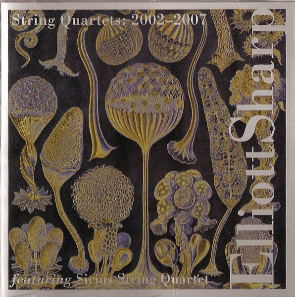 ELLIOTT SHARP - String Quartets: 2002 - 2007 cover
