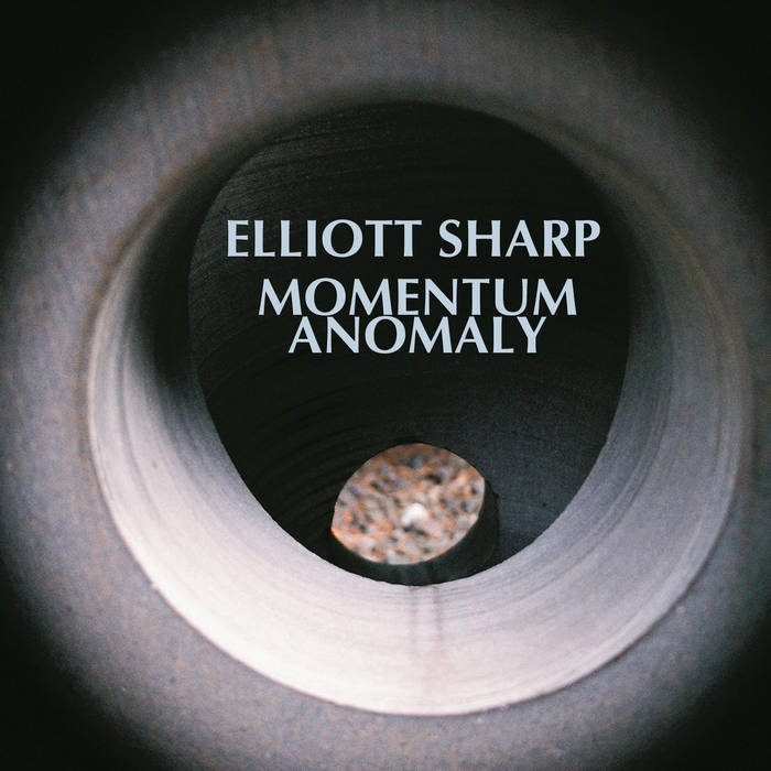ELLIOTT SHARP - Momentum Anomaly cover