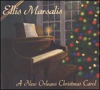 ELLIS MARSALIS - A New Orleans Christmas Carol cover