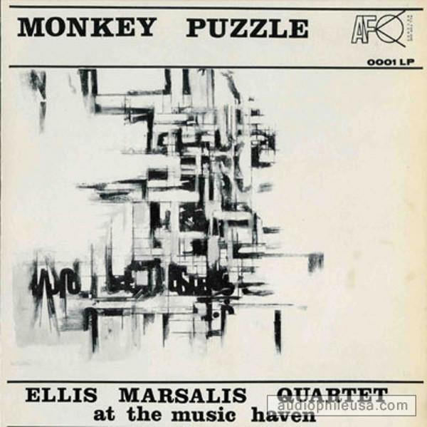 ELLIS MARSALIS - Monkey Puzzle - Ellis Marsalis Quartet At The Music Haven cover