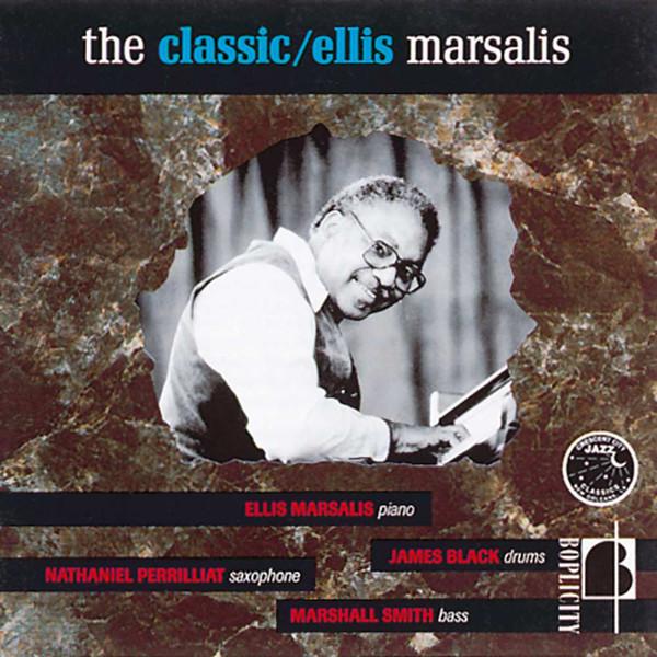 ELLIS MARSALIS - The Classic Ellis Marsalis cover