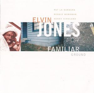 ELVIN JONES - Familiar Ground cover