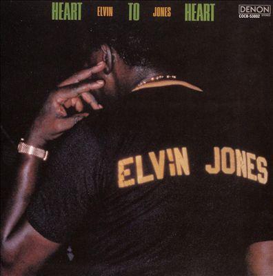 ELVIN JONES - Heart To Heart cover
