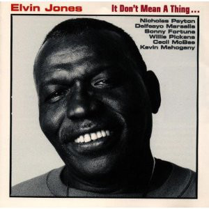 ELVIN JONES - It Don't Mean a Thing cover