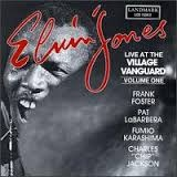 ELVIN JONES - Live At The Village Vanguard / Volume One cover