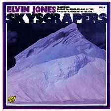 ELVIN JONES - Skyscrapers - Vol. 4 cover