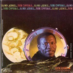 ELVIN JONES - Time Capsule cover