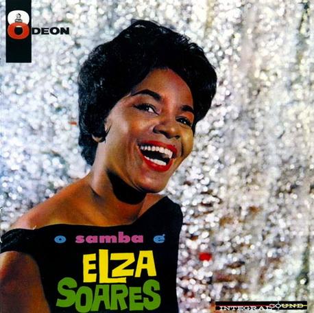 ELZA SOARES - O Samba É Elza Soares cover