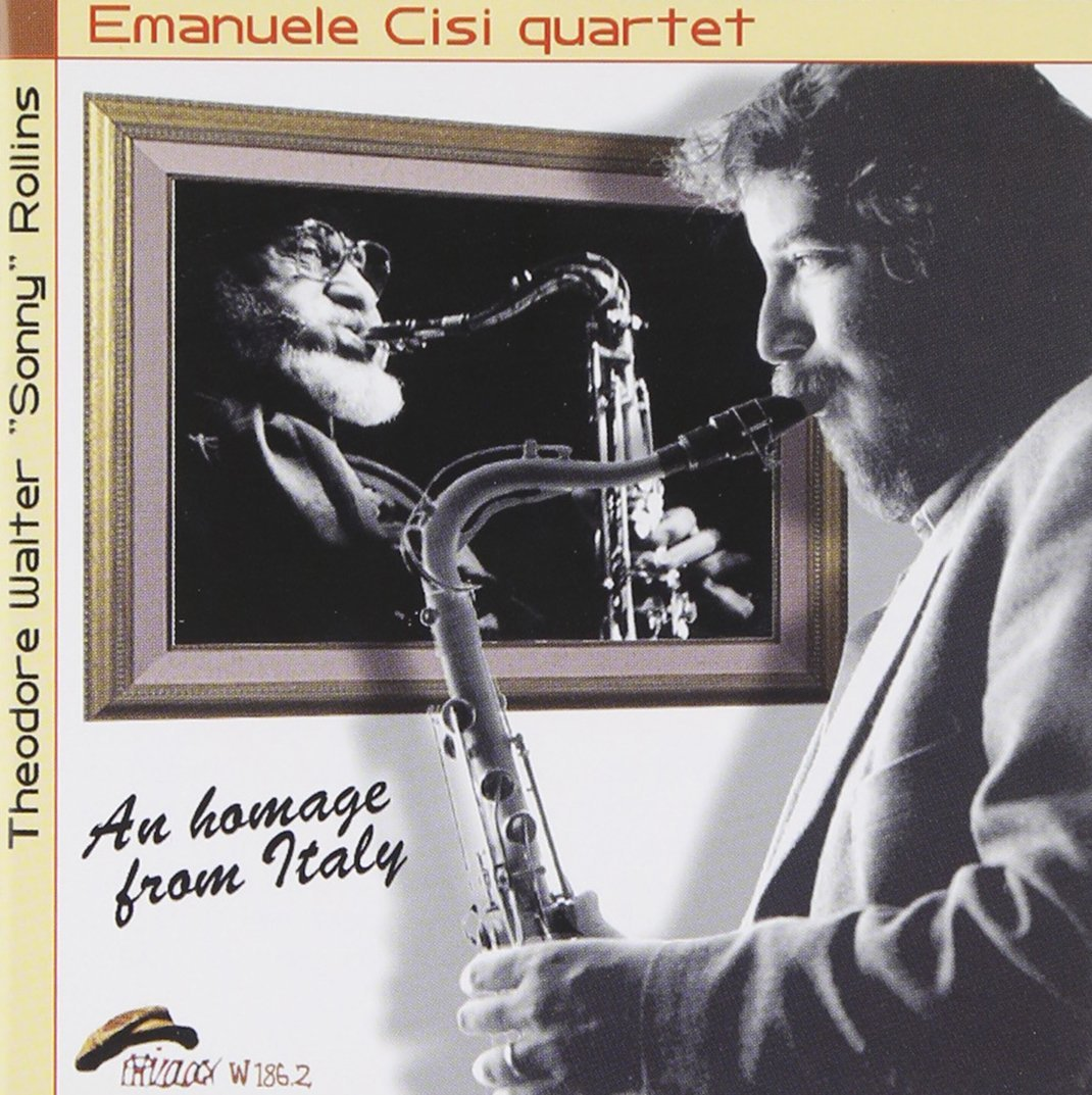 EMANUELE CISI - An Homage From Italy cover