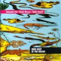 EMANUELE CISI - Emanuele Cisi / Nicola Muresu / Zlatko Kaučič : How Deep Is The Ocean cover